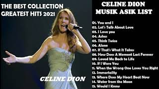 Musik Enak ~Celine Dion~ Female Album The Power of Love; I Love you; You and I; Lets Talk About Love