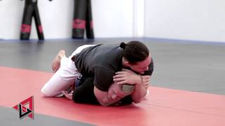 Rickson Gracie Choke made famous during his fighting career. Thanks...