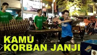 Download Lagu KORBAN JANJI NELLA KHARISMA - IRAMA KOPLO - COVER VERSI ANGKLUNG NEW BANESA mp3