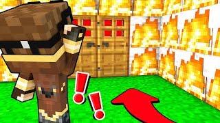 LA CASA DI LYON STA BRUCIANDO!!! (Minecraft Grief)