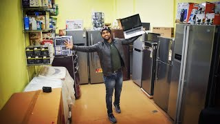 Cheapest Electronic Items Direct From Wholesale, Retail, AC, Fridge, Washing Machine, Led Tv | Delhi