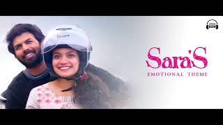 Sara S Emotional Theme Extended Background Music Shaan Rahman Ozam Bgm