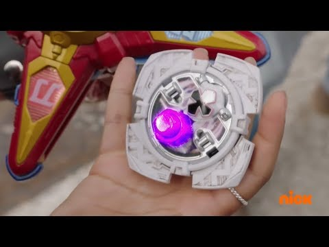 "Power Rangers Super Ninja Steel - The Bolted Power Star | Episode 2 ""Moment of Truth"""