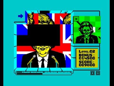 Split Personalities Walkthrough, ZX Spectrum