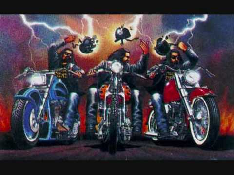 Tribute To Dave Mann The Biker Artist Youtube