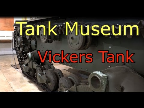 Vickers Armstrongs TANK 1933-Second World  War
