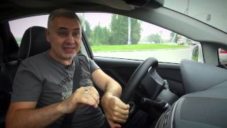 Toyota VENZA - тест драйв с Александром Михельсоном!