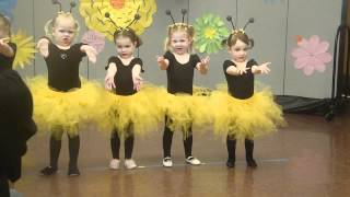 bring home a baby bumble bee  bella dance march 2012