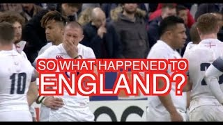 So What Happened to England? | Squidge Rugby