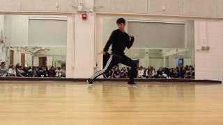 "Ray Nishijima — Elliot Moss ""Slip"" Choreography"