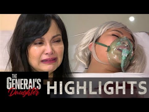Corazon Blames Herself On What Happened To Rhian | The General's Daughter