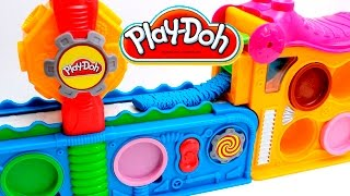 Mega Fun Factory Machine Toy Review - Play Doh Sets For Kids