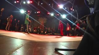 Finał Warsaw challenge 2015: TOP KILLA LORDS (ROSJA/USA) vs PREDATORZ (ROSJA)