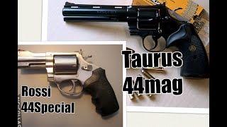 Video Taurus 44 Magnum - Rossi 44 Special download MP3, 3GP, MP4, WEBM, AVI, FLV Juni 2018
