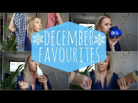 December Favourites | Health Food, Beauty + Active Wear