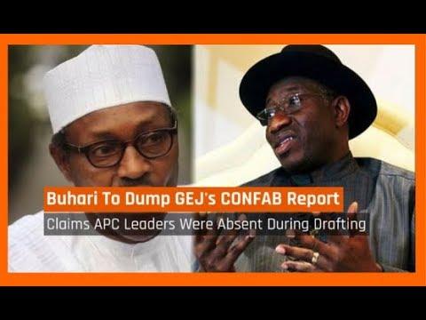 Nigeria News Daily: Buhari Set To Dump Jonathan's CONFAB Report (02/10/2017)