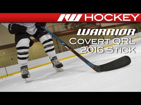 Warrior Covert QRL Stick On-Ice Review