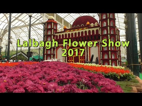 Lalbagh Flower Show 2017 (Bengaluru)