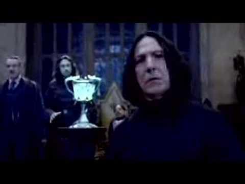 Harry Potter und der Feuerkelch - Gesprochen von Rufus Beck YouTube Hörbuch Trailer auf Deutsch