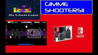 Nintendo Switch - Shooter (Shmups) Games Coming?!!