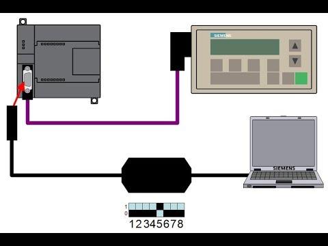 Siemens s7200 td200 plc panel programlama youtube siemens s7200 td200 plc panel programlama sciox Choice Image