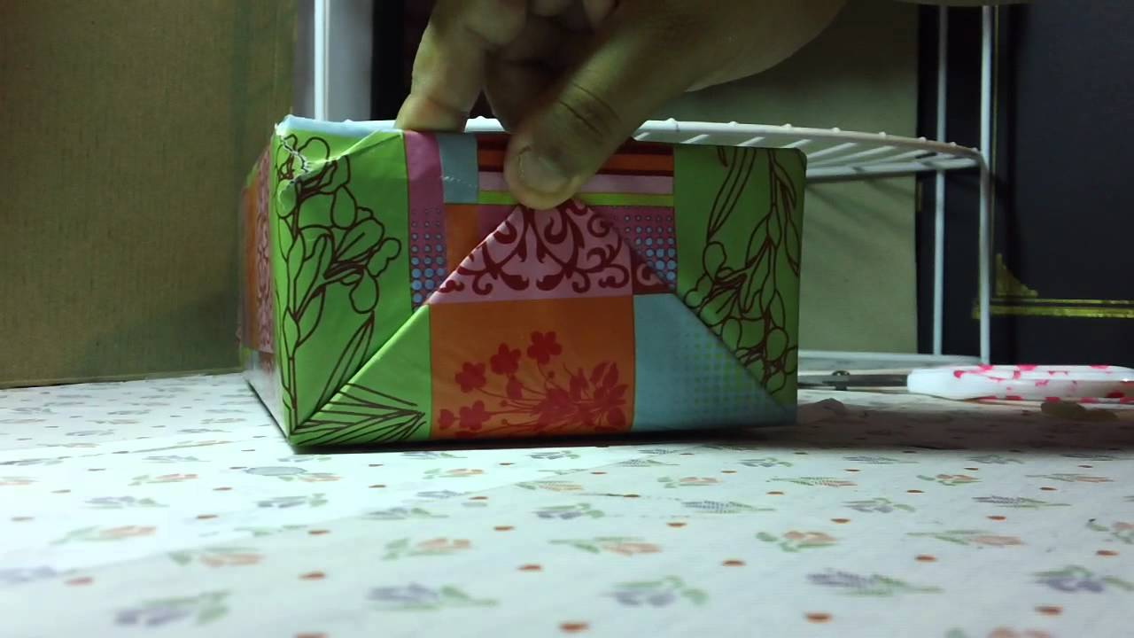 Peticion como forrar cajas youtube - Como forrar muebles con tela ...