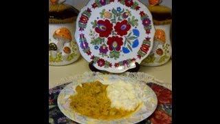 Hungarian Cabbage Pork Stew    /    DisznÓ KÁposta PÖrkÖlt