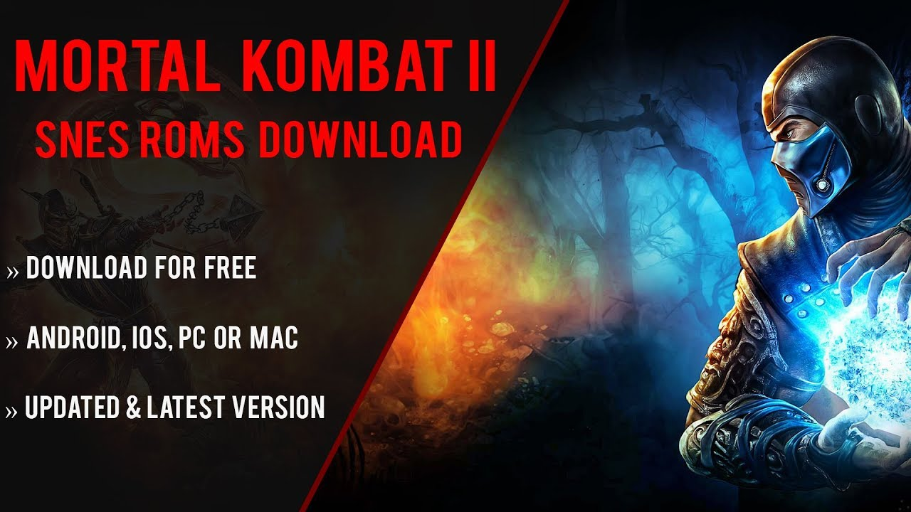 Download mortal kombat x on pc with bluestacks.