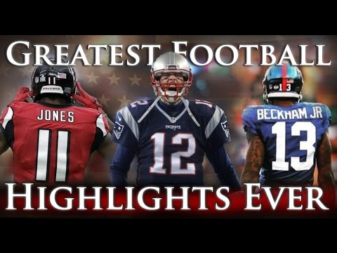 Greatest Football Highlights Ever - 2016 Regular Season (Extended)