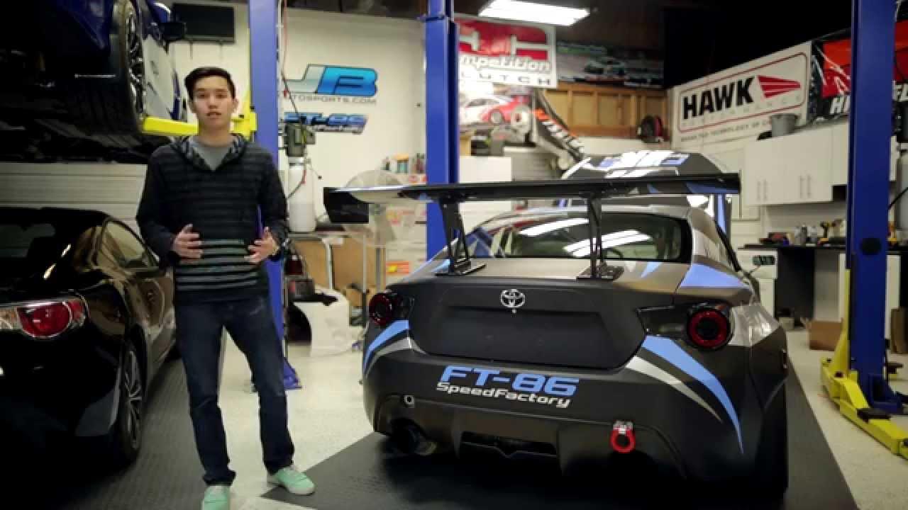 Ft86speedfactory Intec Carbon Fiber Tail Lights Youtube