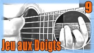 """Cours de Guitare pour Débutants : """"Le jeu doigts - exercice 1"""""""
