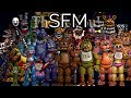 [SFM] All FNAF Characters Sing The FNAF Song