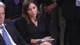 Reporter's hilarious reaction to spokesperson statement on Trump's truthfulness thumbnail