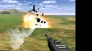 Beach Head 2002 - Game Play