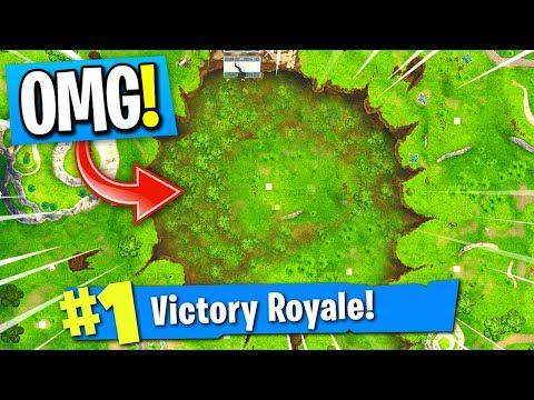 DUSTY DIVOT IS GROWING BACK! (Fortnite Season 5 NEW MAP Updates!)