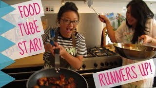 Boozy Hoisin Chicken With Fried Rice And Satay Sauce | The Dumpling Sisters