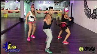 Dura - Daddy Yankee Zumba Elyseu Araujo