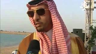تصريح صاحب السمو الملكي الأمير بندر بن ناصر بن عبدالعزيز في بطولة المملكة للدبابات البحرية 1435هـ