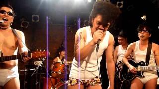 2010/2/3 のんびり村 バンドライブ「鬼殺し」 @Planet K THE BLUE HEART...