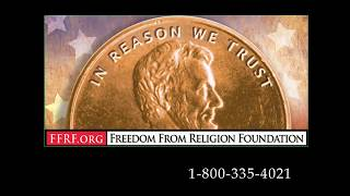 Freedom From Religion Foundation ad spot
