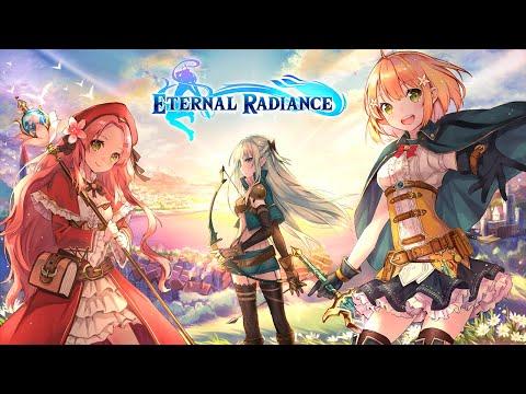 Eternal Radiance - Fantasy Action JRPG VN by Visualnoveler