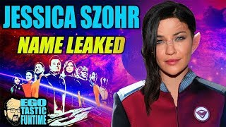 Jessica Szohr First Name Leaked - Where's Alara? | TALKING THE ORVILLE