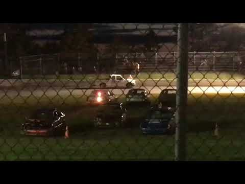 Oysterbed speedway fall