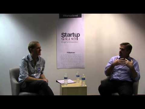 Greg Robinson (4490.ventures) -- Bringing Venture Capital to Wisconsin