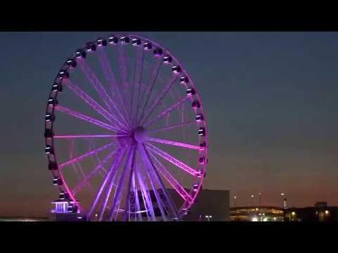 MYRTLE BEACH GRAND STRAND DRONE VIDEO TOUR 4K