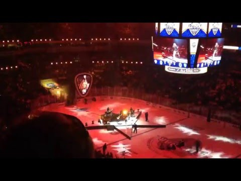 """1/31/2016: NHL All Star Game 2nd Intermission - Jennifer Nettles """"Playing With Fire"""""""