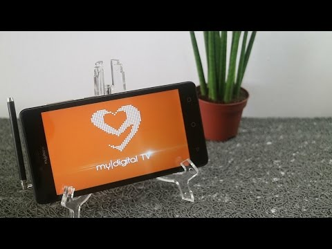 MyPhone My86 DTV Review