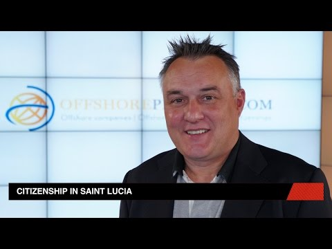 Citizenship In Saint Lucia