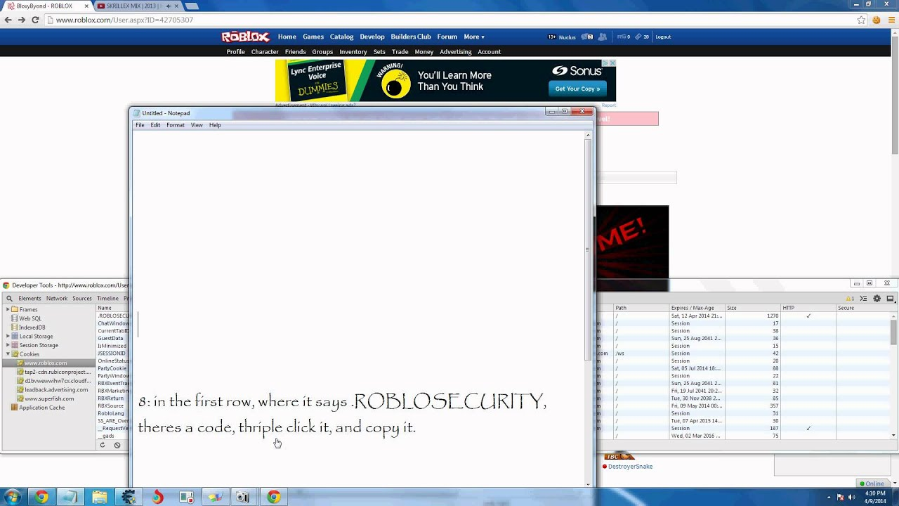 How To Hack Roblox On Windows  Solution for how to for dummies
