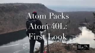Atom Packs Atom 40 Ultralight Backpack